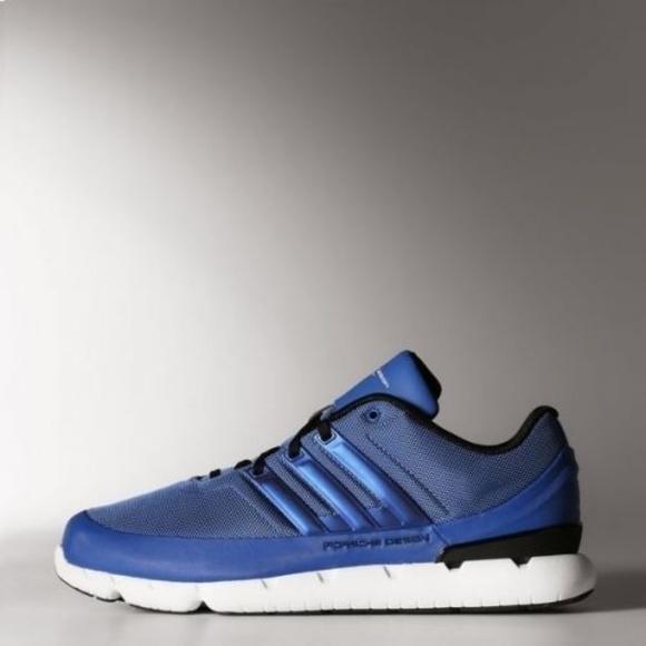Porsche Design Running Blue Sneakers